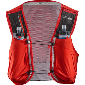 Salomon S/Lab Sense Ultra 8 Bag Set Racing Red